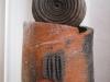 Keramikobjekt  I  Rauchbrand