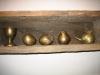 Hühnerstall  I Bronze