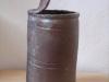 alte Dose  I  Keramik