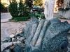 Hl. Margaretha  Brunnen I  Krasstaler Marmor